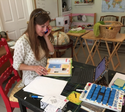 Tele-tutoring